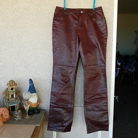 special sales high quality classic styles GAP Pants | Bootcut Leather Biker | Poshmark